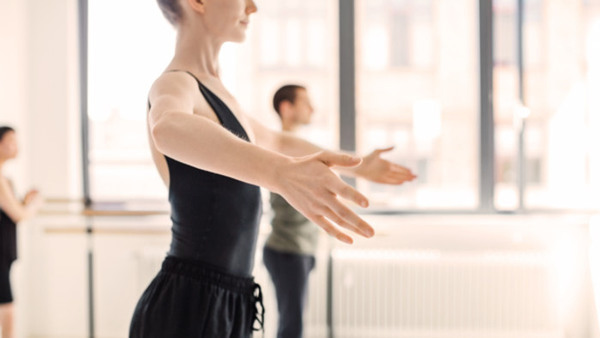 Balett 8-10 år