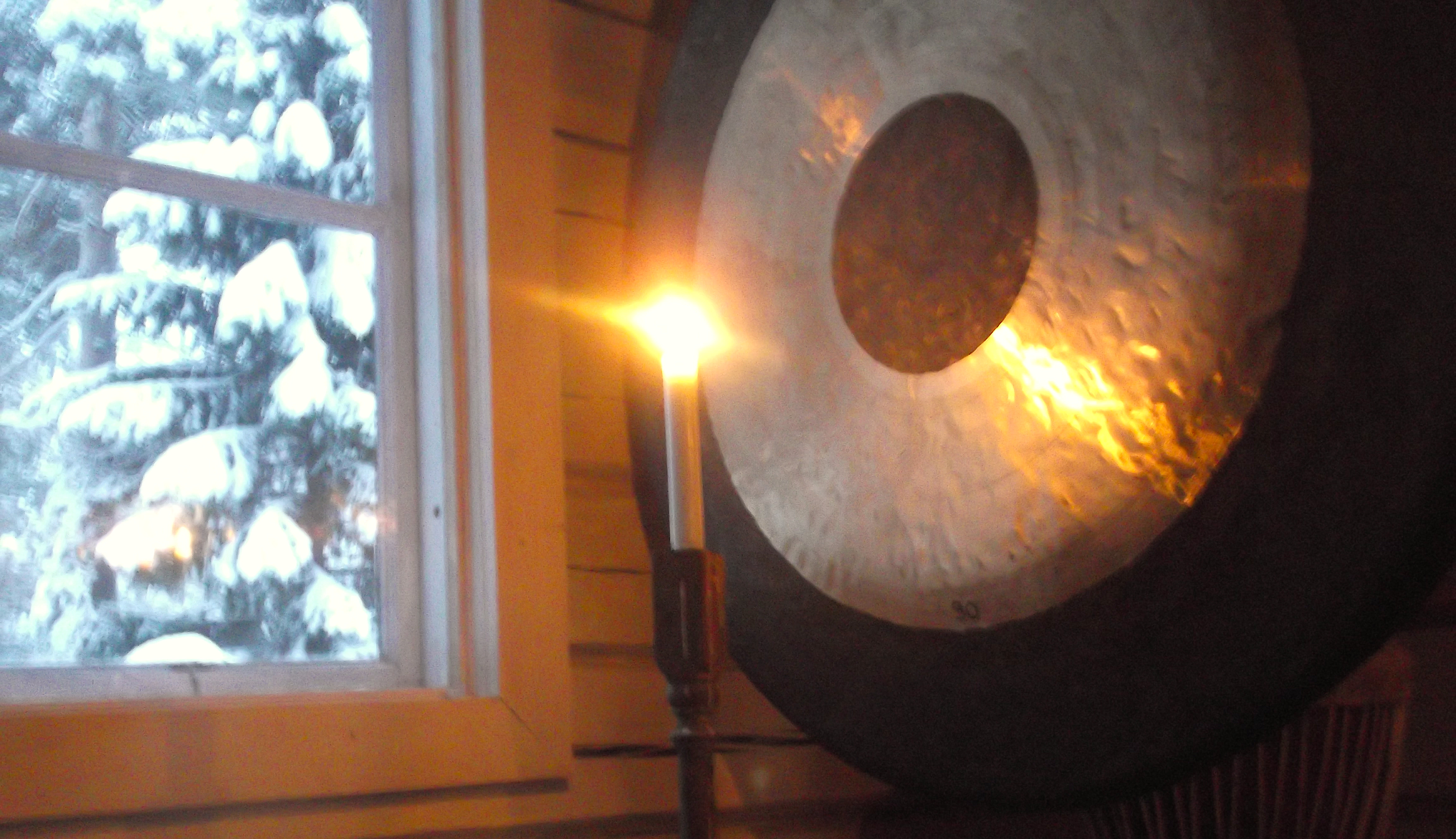 Öppet klangbad i advent - med introduktion