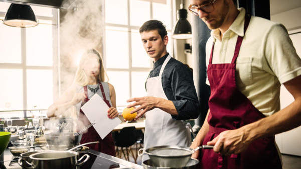 Fransk Matlagning