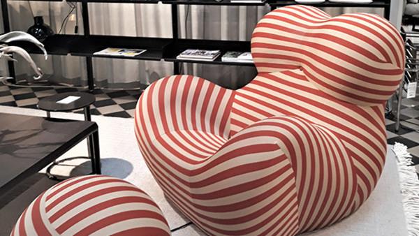 Möbel- och designhistoria med workshop