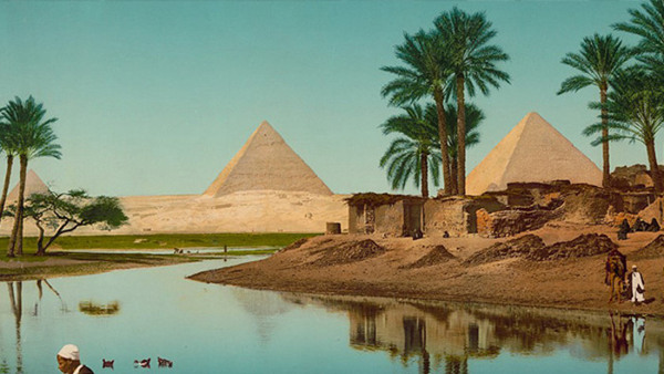 Egyptens historia