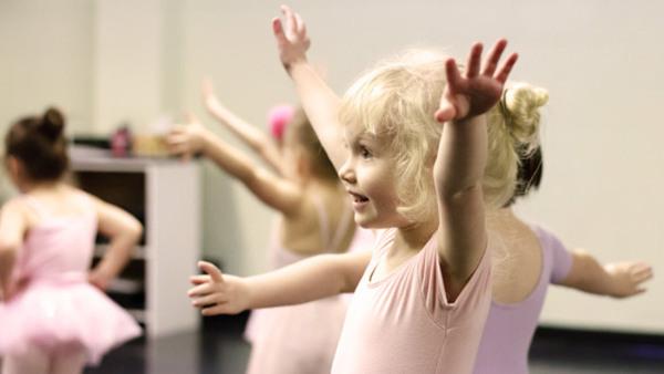 Balett 4-6 år