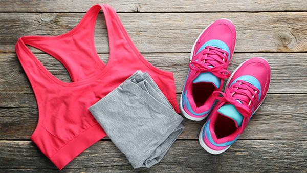 Designa dina träningskläder - NYHET!