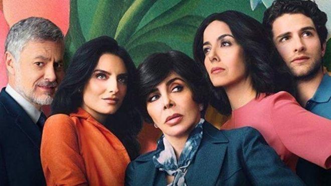 Diskutera spanska tv-serier, B1-C1