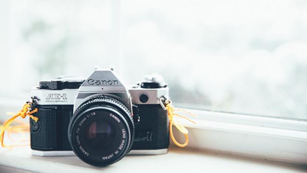 Analogt foto - helgkurs