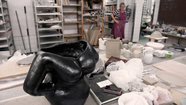 Skulptering med formtagning