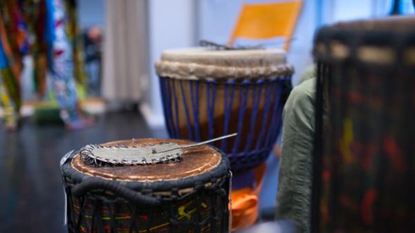 Percussionorkester - afrokubansk