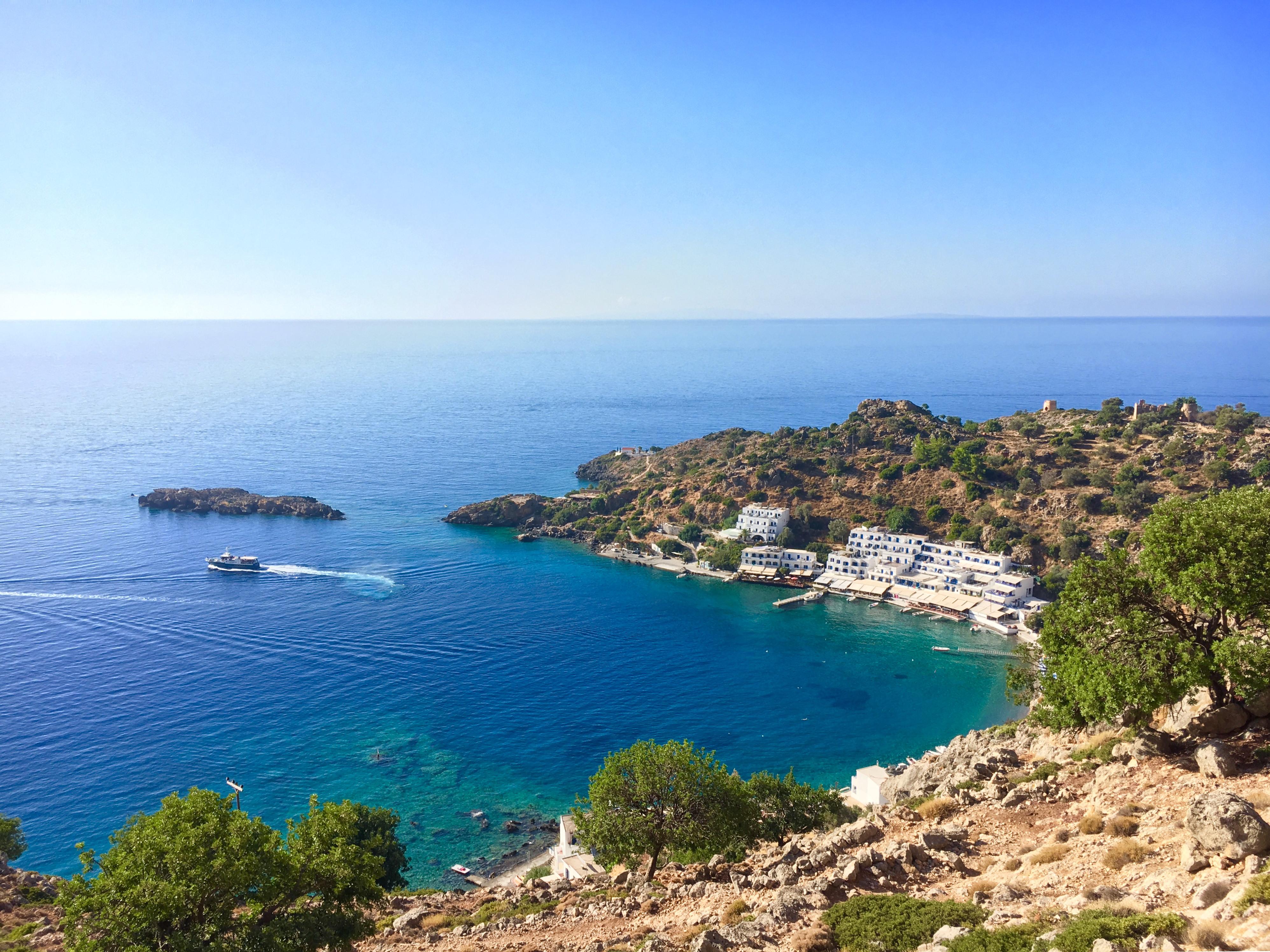 Det okända Kreta - Om historia, kultur och natur