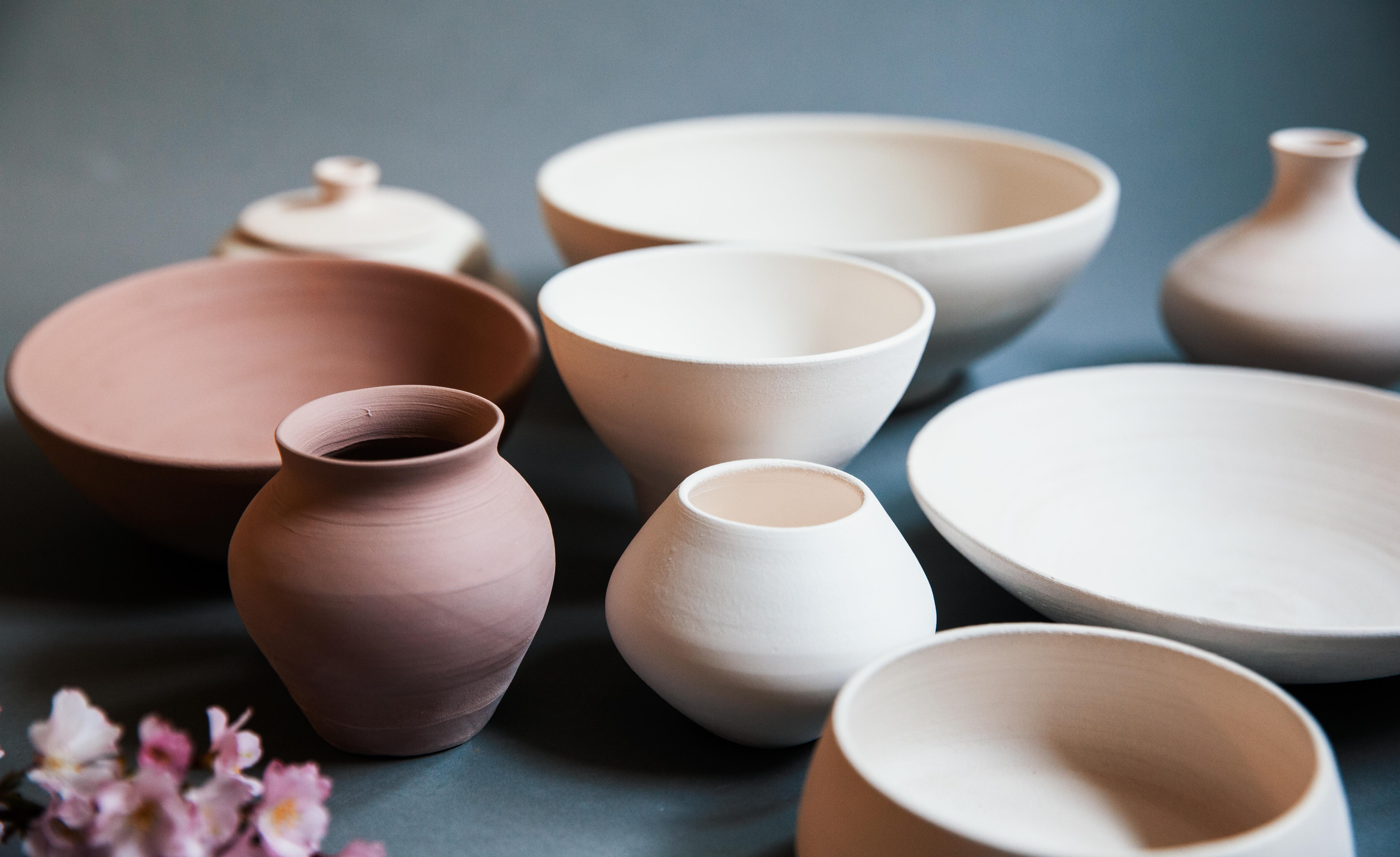 Keramik på dagtid