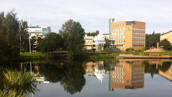Umeå och det moderna byggandet