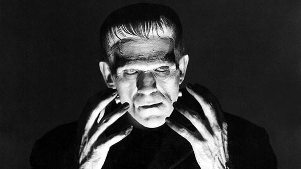Frankenstein + Hur skapas en människa?