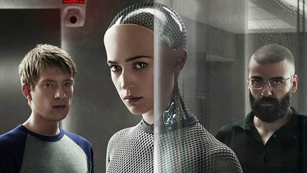 Ex Machina + En ny relation – människa och maskin?